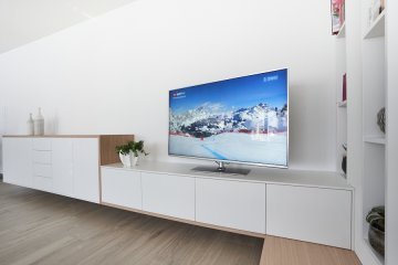 TV-Sideboard Eiche